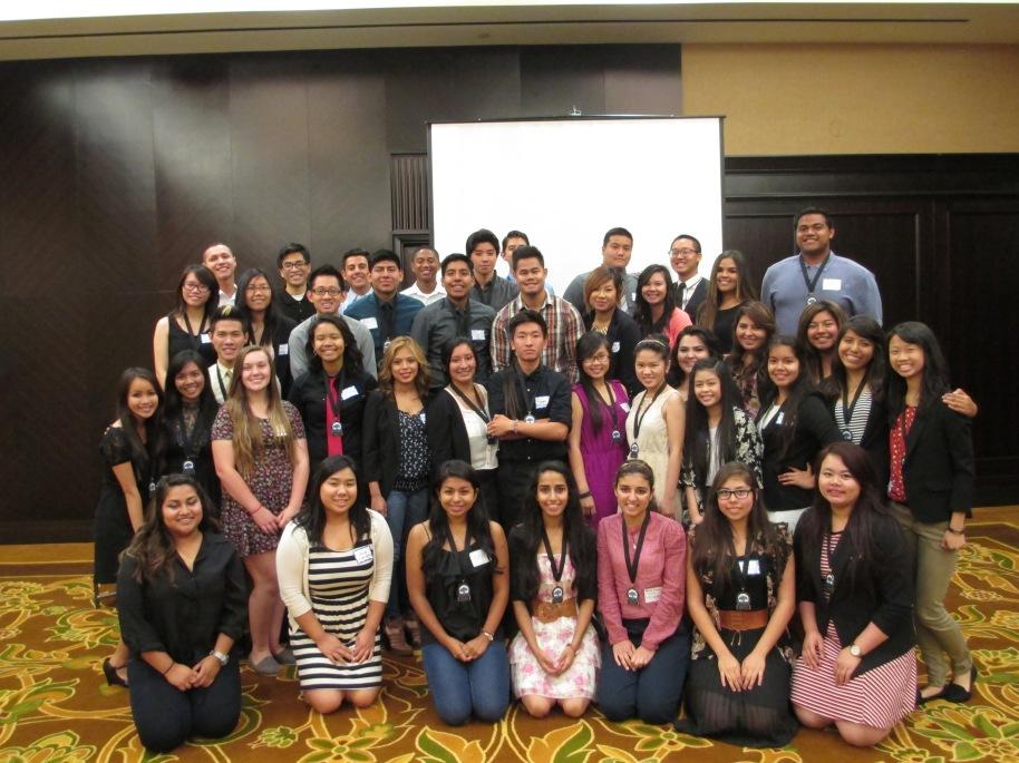OCAPICA Scholars Banquet 2014